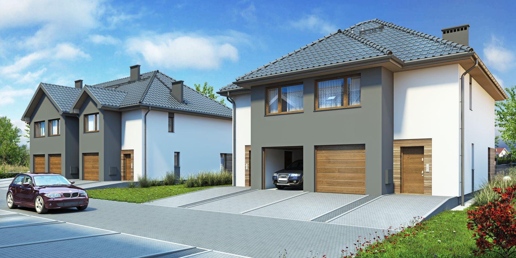 Nowe mieszkania - Kiełczów - Wiosenne Zacisze
