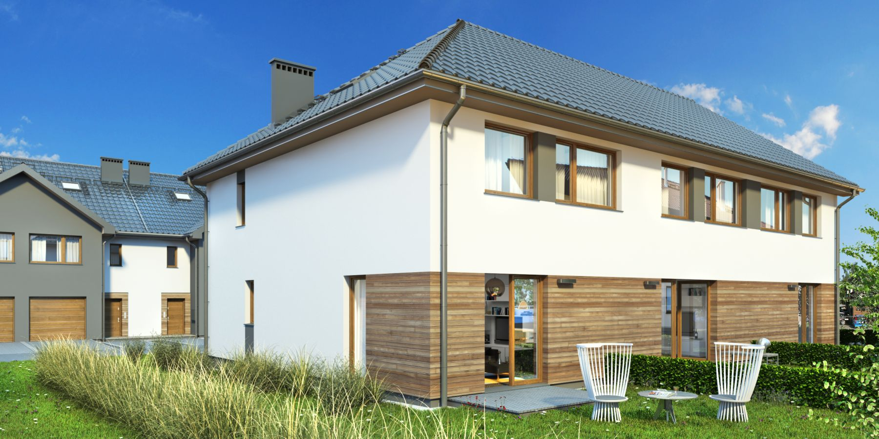 Nowe mieszkania - Kiełczów - Wiosenne Zacisze - pytanie?